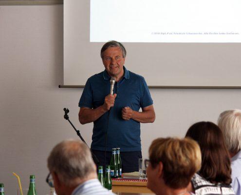 Bürgermeister Jörg Makel