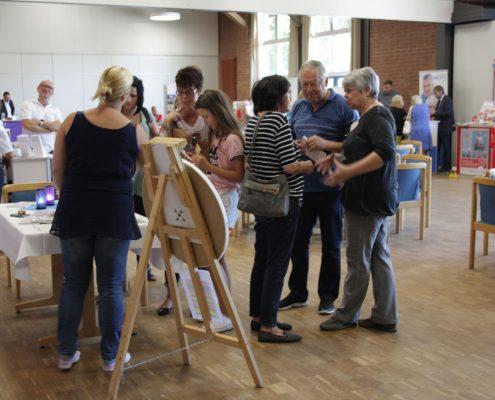 Erste Seniorenmesse Nienhagen (12. August 2018)