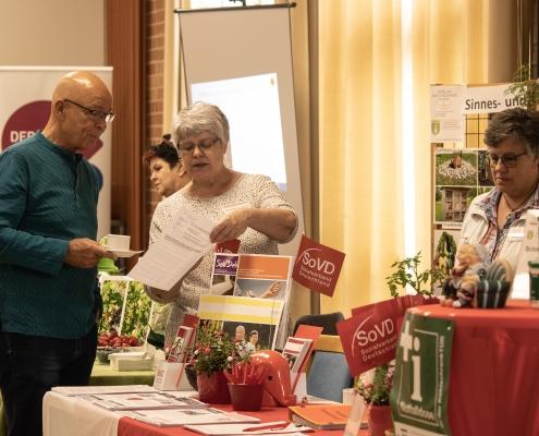 Zweite Seniorenmesse Nienhagen